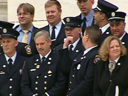 VIDEO: Firefighters claim discrimination