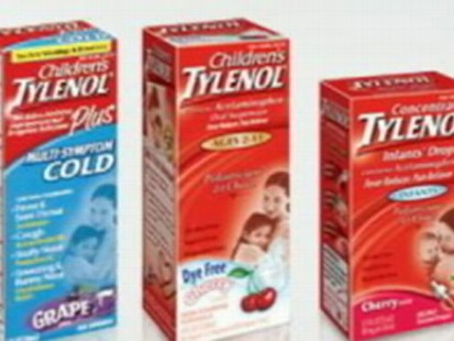 VIDEO: Child Medication Recall