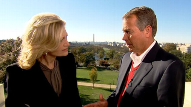VIDEO: Diane Sawyer talks with the Republican speaker about Americas future.