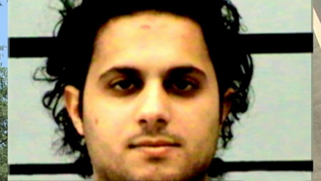 VIDEO: The FBI says the terror suspect was targeting dams and President George W. Bush.