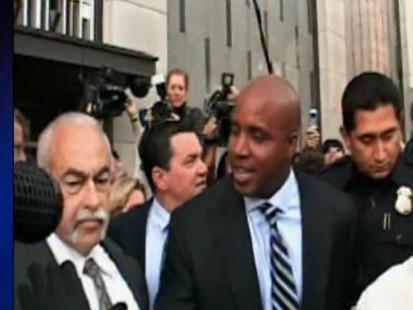Bonds Perjury Trial Stalled
