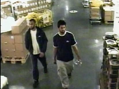 terrorists shopping