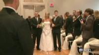 VIDEO: Paralyzed Bride Jennifer Darmon Walks at Wedding