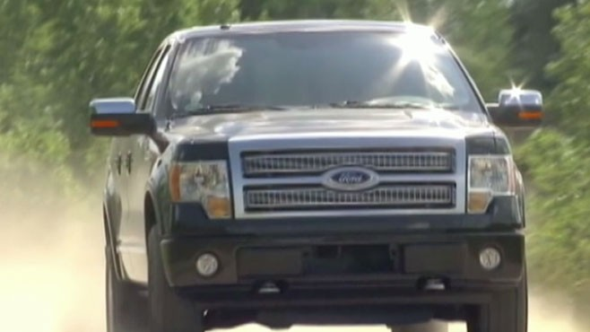 VIDEO: Fords Proftis Continue