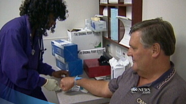 VIDEO: Panel recommends doctors stop using common PSA blood test.