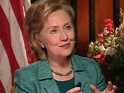 VIDEO: Secy. Clinton on Afghanistan and Pakistan
