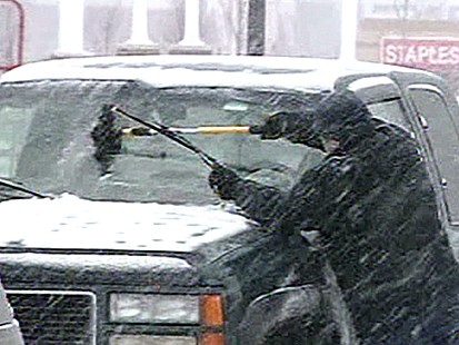 VIDEO: Winter Weather Mayhem