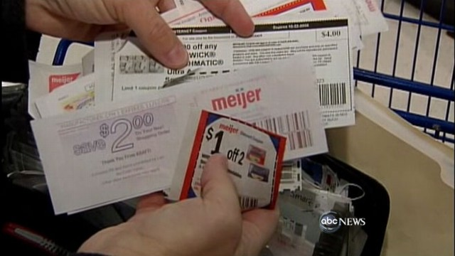 VIDEO: Supermarkets push back against consumers couponing craze.