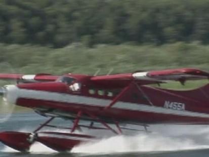 VIDEO: 5 Dead After Plane Crash in Alaska