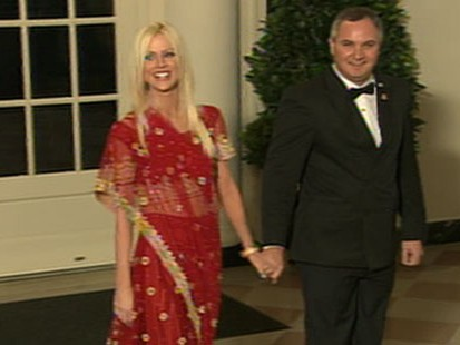 VIDEO: Socialite Reality-TV Wannabes Who Crashed White House Met President Obama