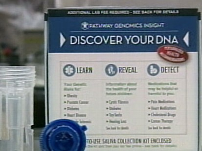VIDEO: New Over-The Counter DNA Tests
