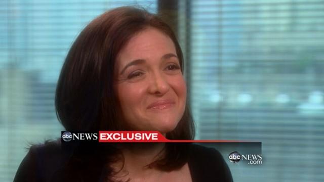 """VIDEO: Sandberg calls shortage of donated organs a """"social crisis."""""""