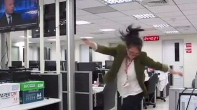 VIDEO: One woman's special message informing her boss why she was leaving.