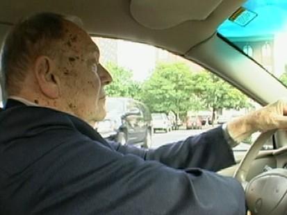 VIDEO: Senior citizens get driving rehab