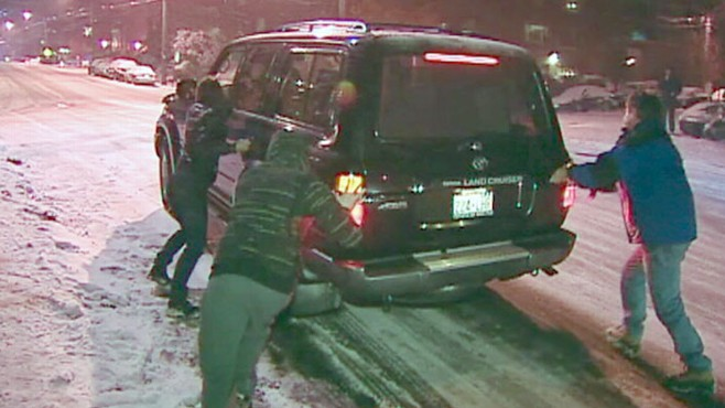 VIDEO: Neal Karlinsky on the storm that is making travel a nightmare for some.