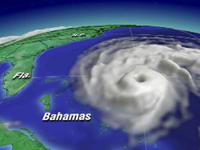 VIDEO: Hurricane Earl Approaches East Coast