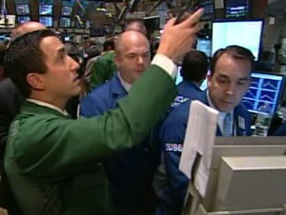 VIDEO: Stocks Shoot UP