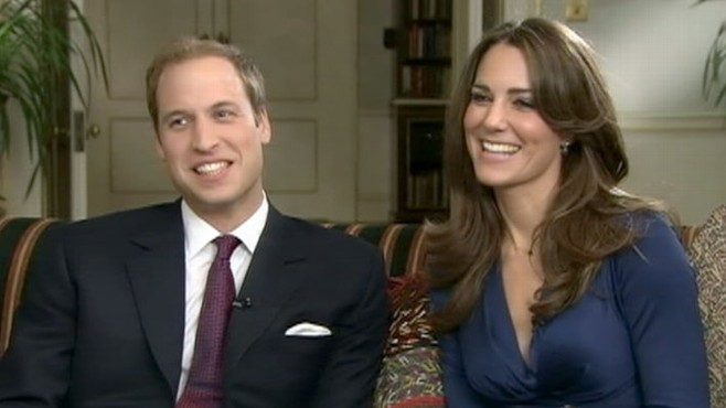 VIDEO: Prince William will marry Kate Middleton at Westminster Abby in April 2011.