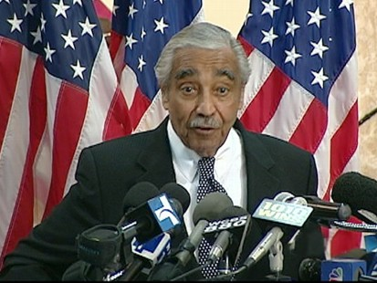 VIDEO: New York Democrat Charles Rangel says he will fight the charges against him.