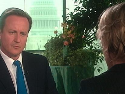 VIDEO: David Cameron Interview