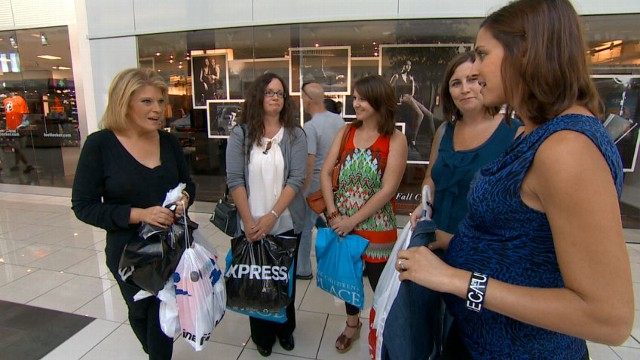 VIDEO: Bargain hunting with secret shopper tracks down super savings for family.