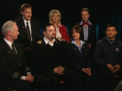 VIDEO: Captain Sully and Flight 1549 crew