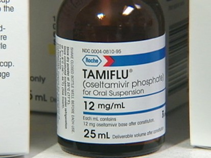 VIDEO: Tamiflu Supplies Low Due to Monopoly
