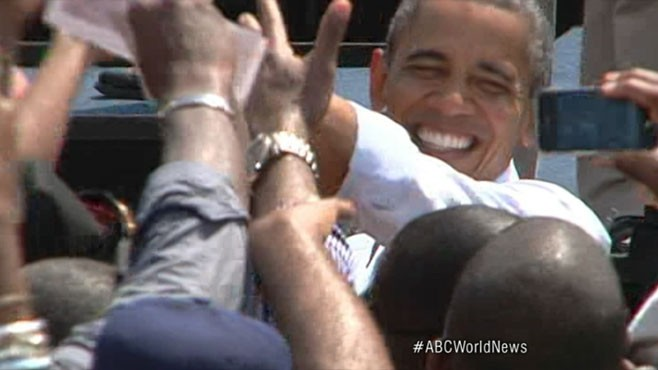 World News with Diane Sawyer: World News 9/4: Michelle Obama Speaks of Her Husband's Empathy at DNC