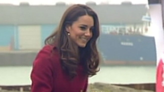 World News with Diane Sawyer: World News 12/03: Kate Middleton Pregnant, Rushed to Hospital