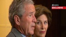 World News with Diane Sawyer: World News 4/24: Diane Sawyer Interviews President George W. Bush, Laura Bush