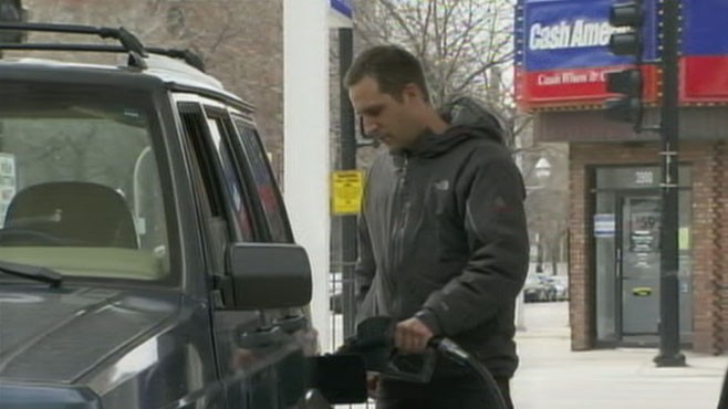 VIDEO: Gas Prices on the Rise