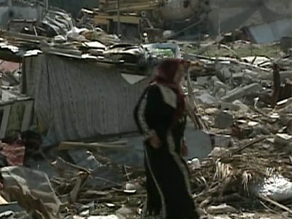 UN: Task of Rebuilding Gaza Is Huge