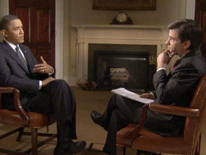 VIDEO: Exclusive: President Obama: We Lost Touch with American People Last Year