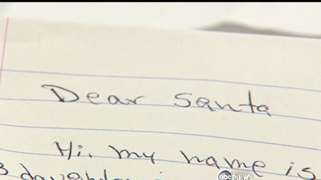VIDEO: Good Samaritans make holiday wishes come true for the less fortunate.