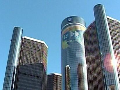VIDEO: GM Sheds Assets Before Bankruptcy