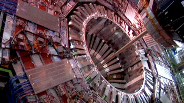 VIDEO: A key discovery that could unlock the secrets of the universe.