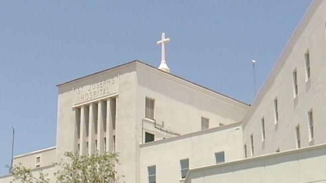 VIDEO: St. Joseph?s Hospital terminates pregnancy to save mother?s life.