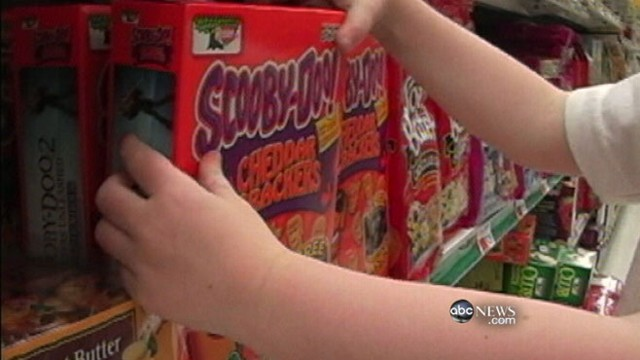 VIDEO: Study shows packaging affects childrens perception of taste.