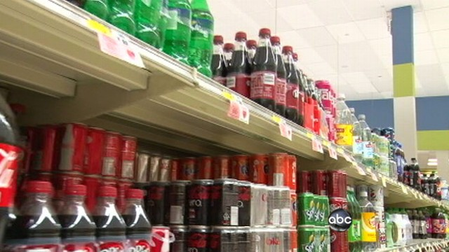 VIDEO: Scientist critical of study suspected of taking money from soda companies.