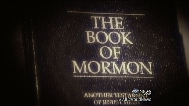 VIDEO: Dan Harris offers an inside look into the Mormon faith.