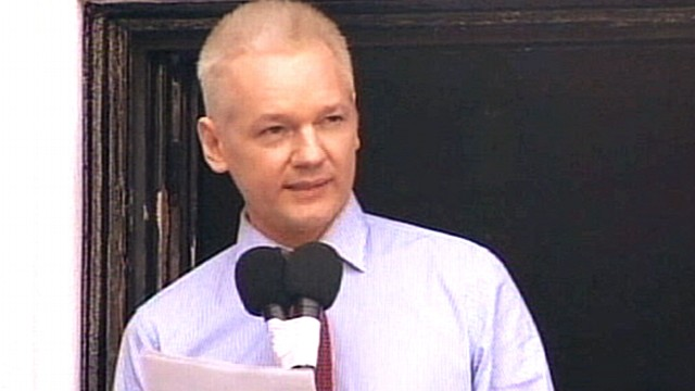 Julian Assange: Stop the Witch Hunt