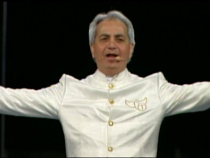 VIDEO:Benny Hinn: Snake Charmer or Healer?