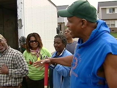 VIDEO: His urban farms provide fresh fruits and vegetables to inner city neighborhoods.