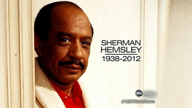 VIDEO: Actor was best known as George Jefferson in the groundbreaking TV series.
