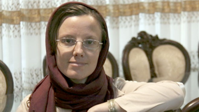 VIDEO: Sarah Shourd has been released, but what will happen to her two companions?