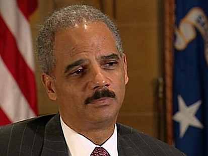 VIDEO: AG Holder: Work Remains on Race Relations