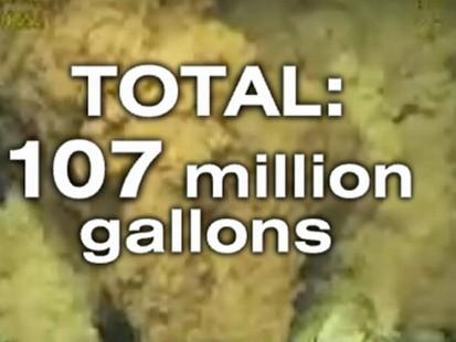 VIDEO: Eric Holder to Visit Oil Spill