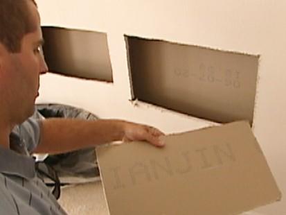 VIDEO: Toxic drywall ruins homes and health