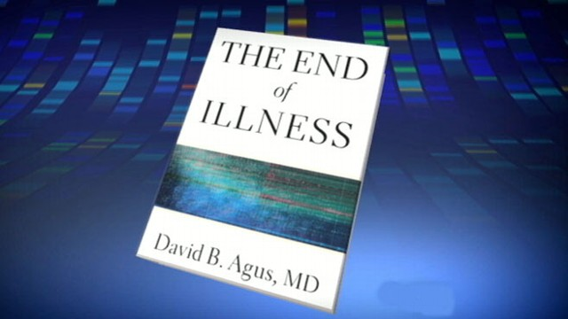 VIDEO: Bill Weir examines the possibilities in Dr. David Agus' radical new book.