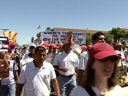 VIDEO: Protests Continue Over Arizona Immigration Law